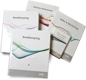 the pure bookkeeping system