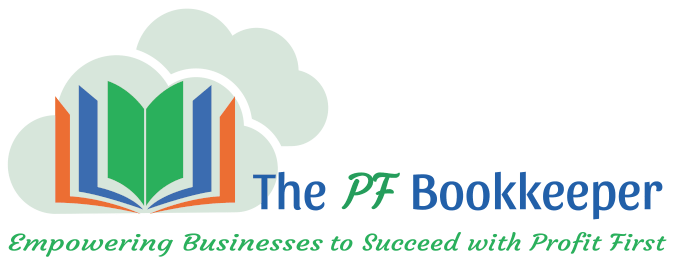 the pf bookkeeper logo