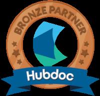 hubdoc certified logo