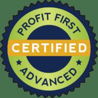 profit first certified logo